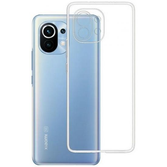3MK Clear Case for Xiaomi Poco F3 / Mi 11i 5G