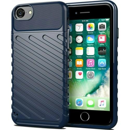 Thunder Series Back Cover Μπλε (iPhone SE 2020/8/7)
