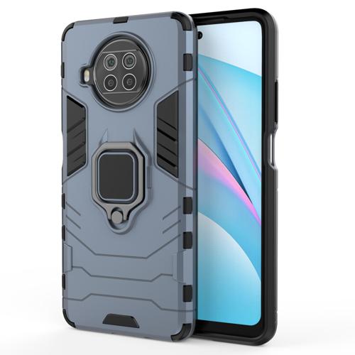 Ring Armor Lite Blue Case με Kickstand για Xiaomi (Mi 10T Lite / Redmi Note 9T Pro / Note 9 Pro 5G )