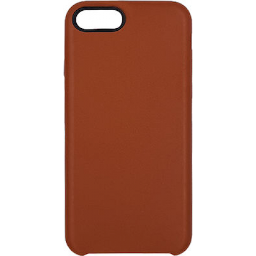 Eco Leather Loop Back Cover Καφέ (iPhone 8/7 Plus)