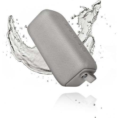 Fresh 'n Rebel Rockbox Bold M Waterproof Bluetooth Speaker 16W with 15 hours Cloud