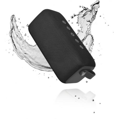 Fresh 'n Rebel Rockbox Bold M Αδιάβροχο Ηχείο Bluetooth 16W με 15 ώρες Λειτουργίας Concrete