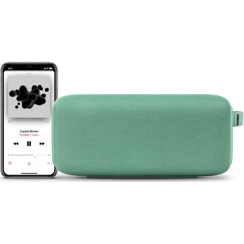 Fresh 'n Rebel Rockbox Bold M Αδιάβροχο Ηχείο Bluetooth 16W με 15 ώρες Λειτουργίας Peppermint
