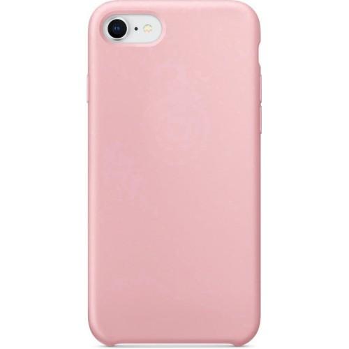Soft Back Cover Σιλικόνης Ροζ (iPhone SE 2020/8/7)