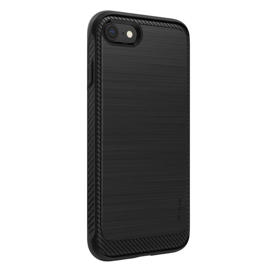 Ringke Onyx Durable TPU Case Cover for iPhone SE 2020 / iPhone 8 / iPhone 7 black (OXAP0020)