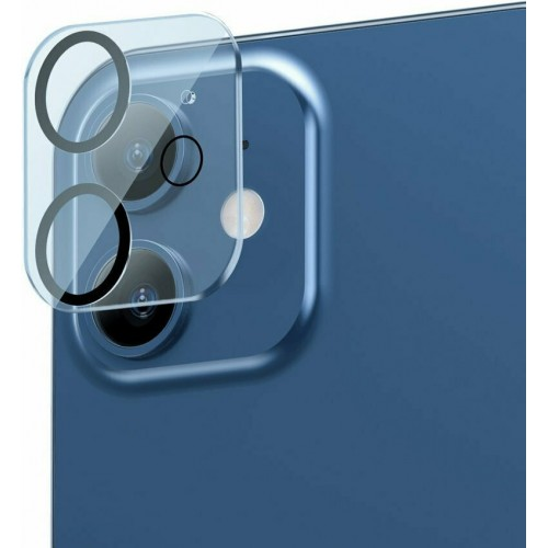 Baseus 0.3mm Camera Lens Protector Tempered Glass 2τμχ (iPhone 12)
