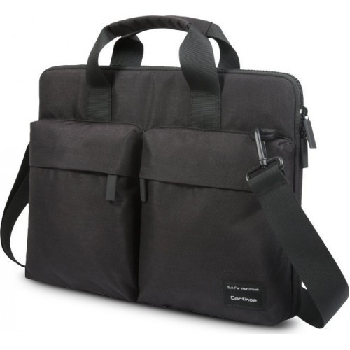 Cartinoe Anti-RFID Tσάντα Laptop 15.6 Black