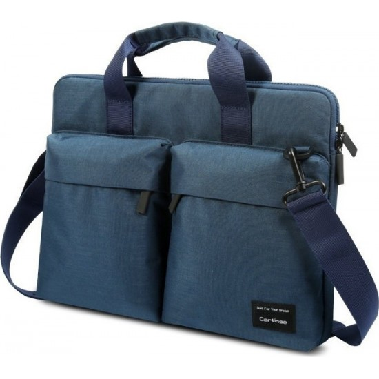 Cartinoe Anti-RFID Τσάντα Laptop 15.6 Blue
