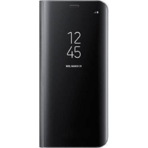 Clear View Book Black (Galaxy A50)