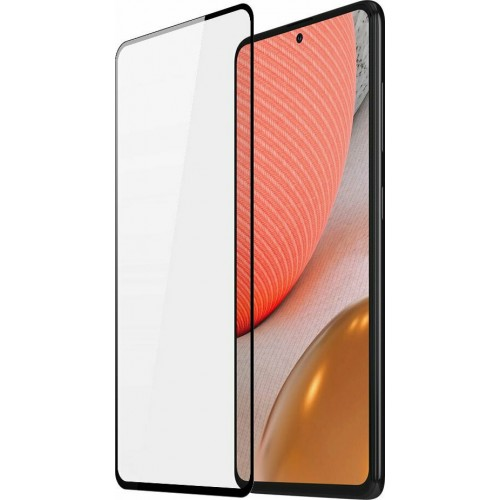 Dux Ducis 9D Full Face Tempered Glass Case Friendly Black (Samsung Galaxy A72 4G / A72 5G )