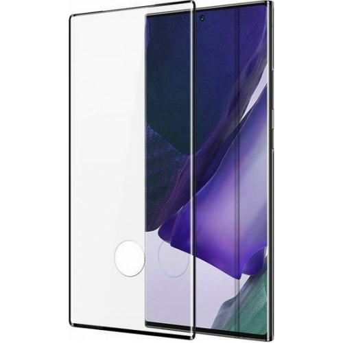 Dux Ducis Full Face Tempered Glass Black (Galaxy Note 20)
