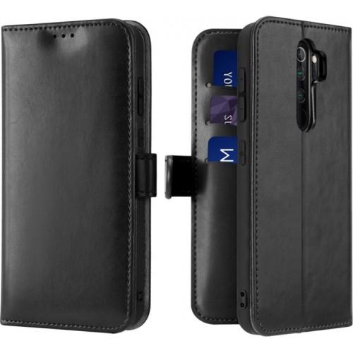 Dux Ducis Kado Wallet Black (Redmi Note 8 Pro)