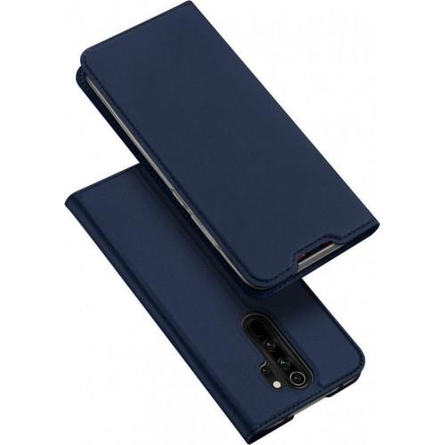 Dux Ducis Skin Pro Book Navy Blue (Redmi Note 8 Pro)