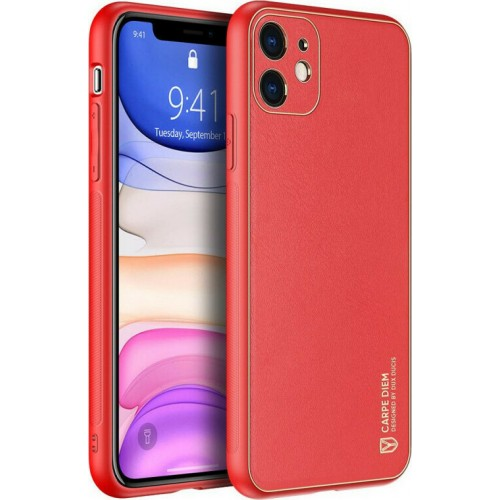 Dux Ducis Yolo Elegant Back Cover Red (iPhone 11)