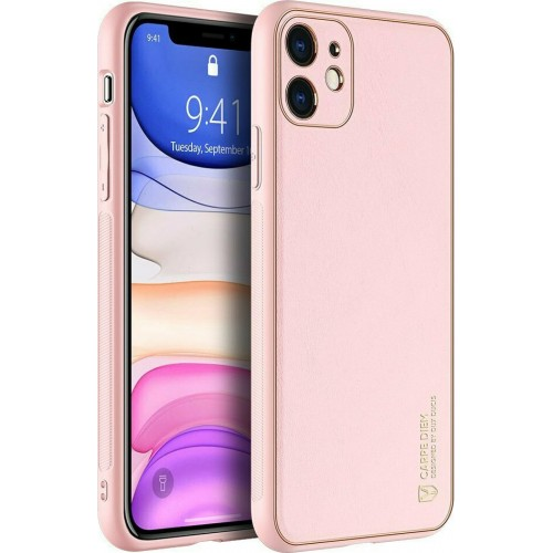 Dux Ducis Yolo Elegant TPU Back Cover Silicone Pink (iPhone 11)