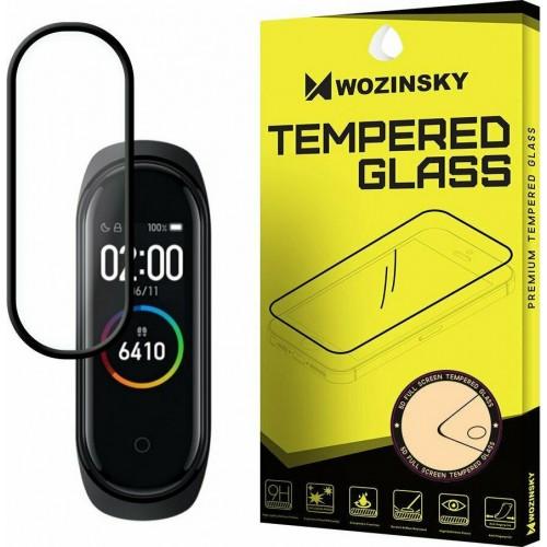 Full Glue Full Face Temperd Glass (Mi Band 5/6)