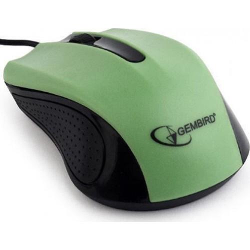Ενσύρματο Ποντίκι GEMDIRD 1200dpi MUS-101-G - Πράσινο