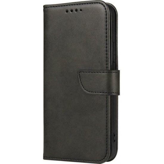 Magnet Wallet Μαύρο (Galaxy A72 4G / A72 5G)