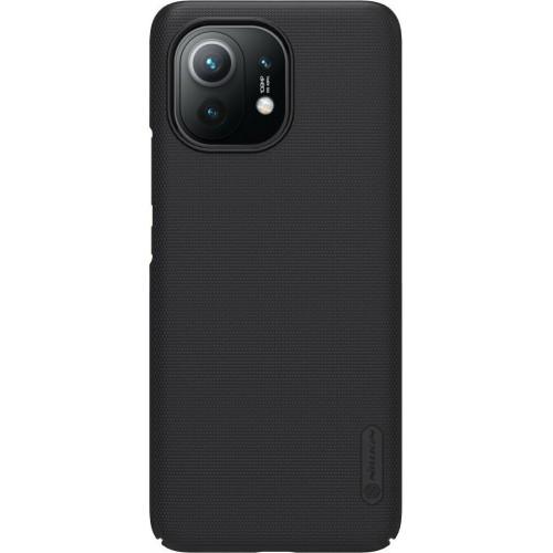 Nillkin Frosted Shield Back Cover Plastic Black (Xiaomi Mi 11)
