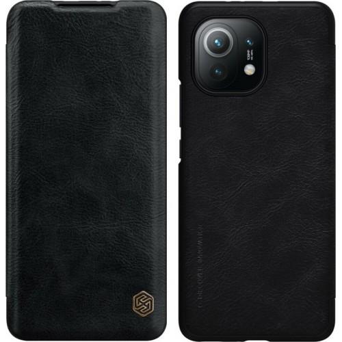 Nillkin Qin Book Leather Black (Xiaomi Mi 11)