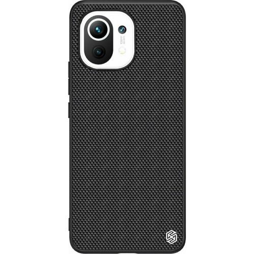 Nillkin Textured Hard Back Cover Plastic Black (Xiaomi Mi 11)