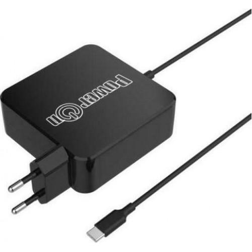 POWER ON ΦΟΡΤΙΣΤΗΣ TYPE-C PA-90F (USB C 8.3x2.5mm) 90W