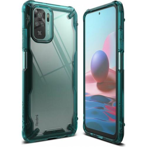 Ringke Fusion-X Back Cover Silicone (Redmi Note 10 / 10S)