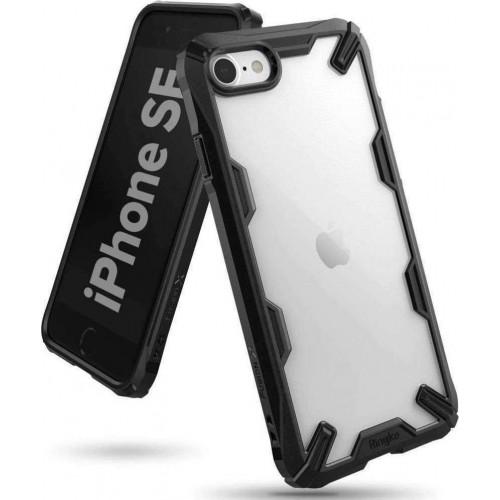 Ringke Fusion-X Bumper Black  (iPhone SE 2020/8/7)