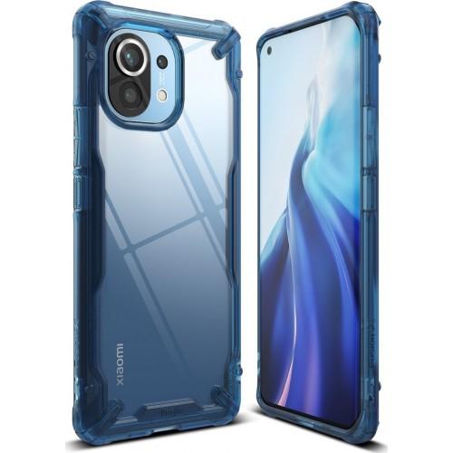 Ringke Fusion-X Bumper  Space Blue (Xiaomi Mi 11)