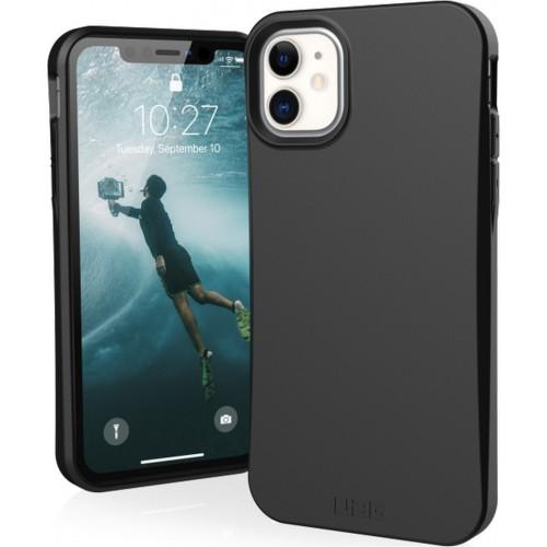 UAG Biodegradable Outback Case Μαύρο (iPhone 11)