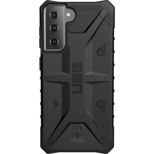 UAG Pathfinder Back Cover Πλαστικό Ανθεκτική Μαύρο (Galaxy S21 5G)