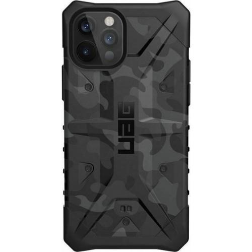 UAG Pathfinder SE Series Back Cover Midnight Camo (iPhone 12 / 12 Pro)