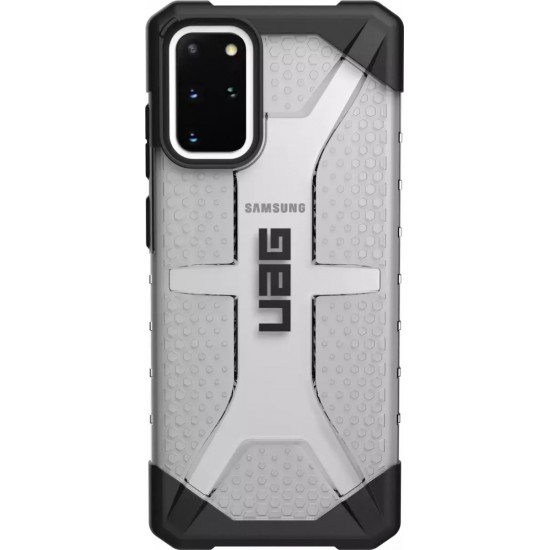 UAG Plasma Back Cover Ice (Galaxy S20+)