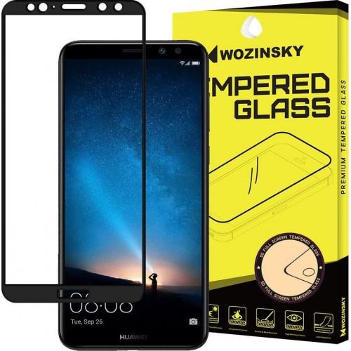 Wozinsky 9H Full Face Tempered Glass Black (Huawei Mate 10 Lite)