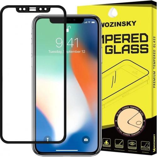 Wozinsky Full Face Tempered Glass 9H Black (iPhone 11 Pro / Xs / X)