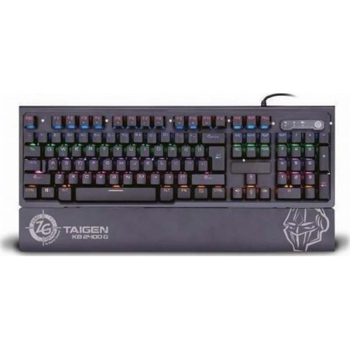 Zeroground KB-2400G Taigen v2.0 Gaming Πληκτρολόγιο