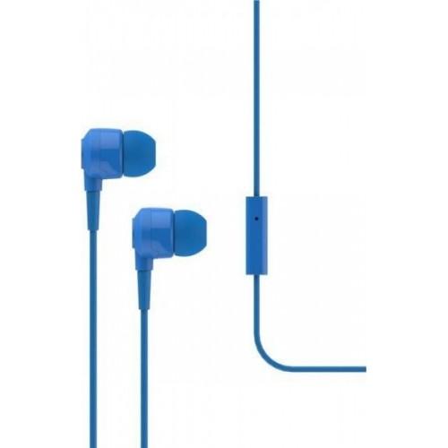 iXchange SE02 In-ear Handsfree με Βύσμα 3.5mm Μπλε