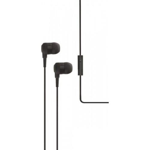 iXchange SE02 In-ear Handsfree με Βύσμα 3.5mm Μαύρο