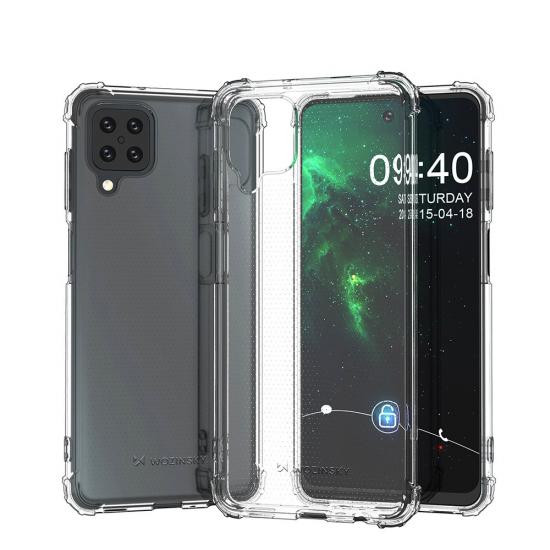 Wozinsky Anti Shock Durable Case για Samsung Galaxy A12 / M12 - Διάφανο