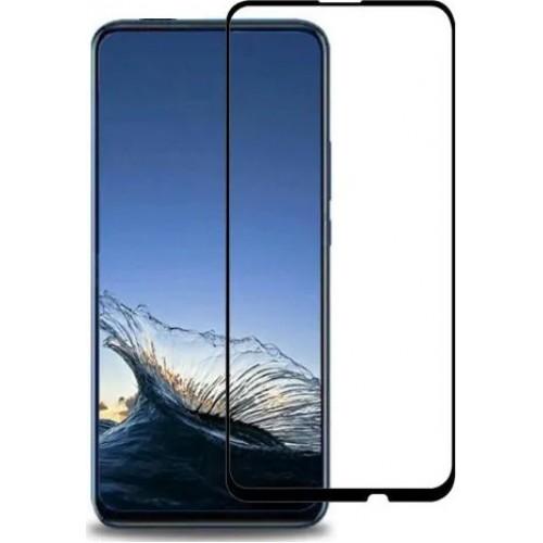 Oem Full Face Tempered glass / Αντιχαρακτικό Γυαλί Πλήρους Οθόνης 3D Για Huawei  Nova 5T/Honor 20 Μαύρο
