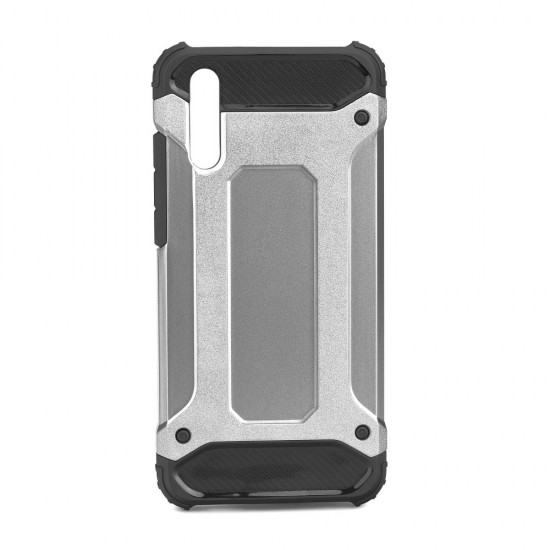 FORCELL ΘΗΚΗ ARMOR BACK COVER ΓΙΑ HUAWEI P20 ΓΚΡΙ