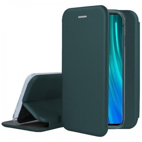 Oem Θήκη Βιβλίο Smart Magnet Elegance Για Xiaomi Mi 10T Lite Πράσινο