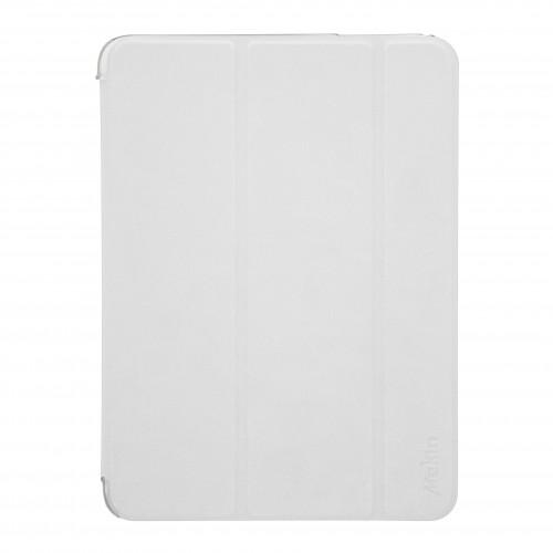 BWOO Θήκη Βιβλίο - Σιλικόνη Flip Cover Για Apple IPAD 4 Άσπρη