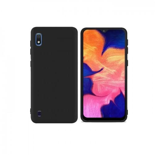 Oem Silicone Case Matt For Samsung Galaxy A10 Black