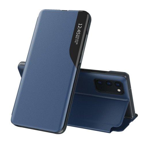Oem Θήκη Βιβλίο Eco Leather View Case elegant Για Samsung Galaxy M51 Μπλε