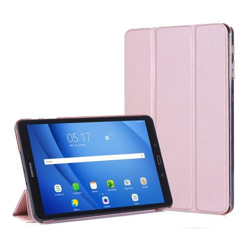 Oem Θήκη Βιβλίο με Σιλικόνη Flip Cover Για Apple iPad Pro 11 2020 Ροζ Χρυσό