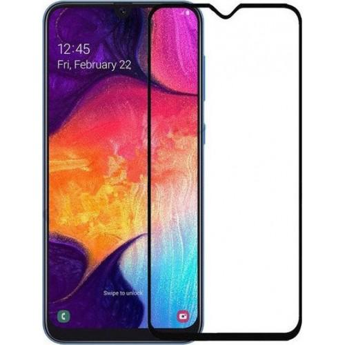 Full Face Tempered glass / Αντιχαρακτικό Γυαλί Oba Πλήρους Οθόνης 3D Για Samsung Galaxy A50 / A30S / A50S / A20 Μαύρο
