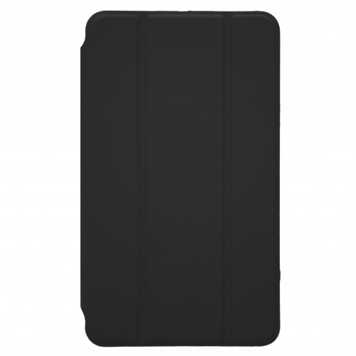 Trifold Silicone Book Flip Case Cover for Apple iPad 10.2'' 2019 Black