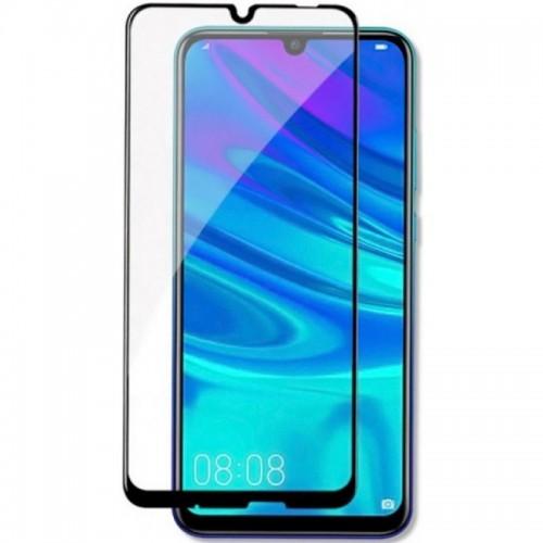 Oem Full Face Tempered glass / Αντιχαρακτικό Γυαλί Πλήρους Οθόνης 3D Για Huawei P Smart S Μαύρο
