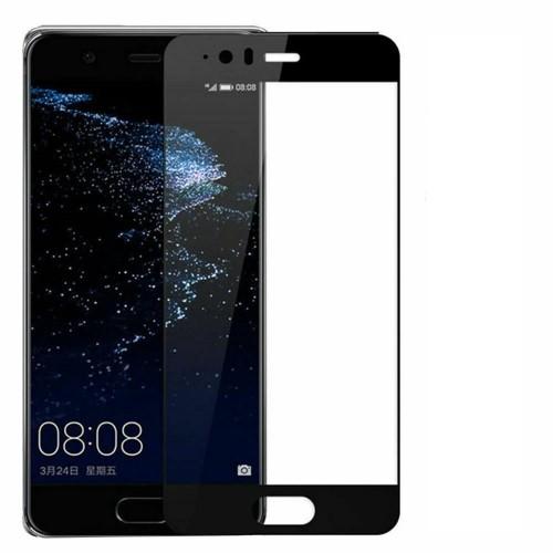Full Face Tempered glass / Αντιχαρακτικό Γυαλί Πλήρους Οθόνης 3D Για Huawei Ascend P10 Lite Μαύρο